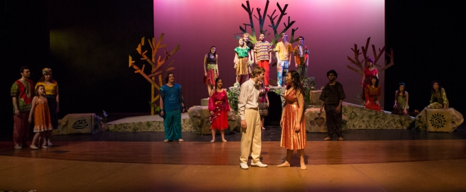 Photo Coverage: First look at The Ohio Educational Theatre Association's ONCE ON THIS ISLAND