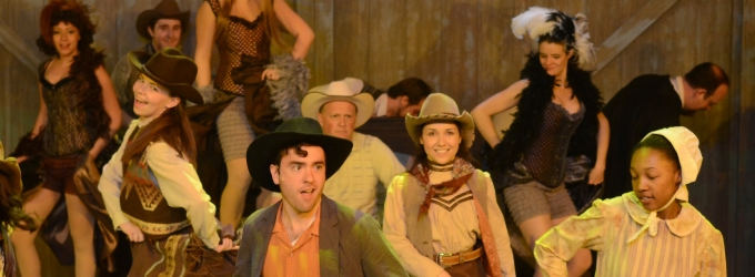 BWW Reviews: Daly Plays Heroic Edward Bloom in Brilliant BIG FISH at First Stage