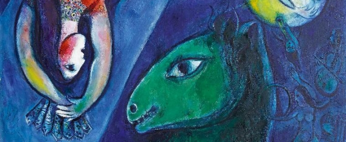 BWW Review: CHAGALL: COLOUR AND MUSIC at the Montreal Museum Of Fine Arts