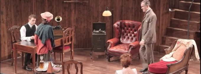 STAGE TUBE: Watch Highlights of Paul Alexander Nolan, Kelli Barrett and More in MY FAIR LADY at Bay Street Theater