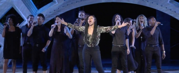 BWW TV: Watch The Public Tell Its Story at 'HAIR TO HAMILTON' Gala