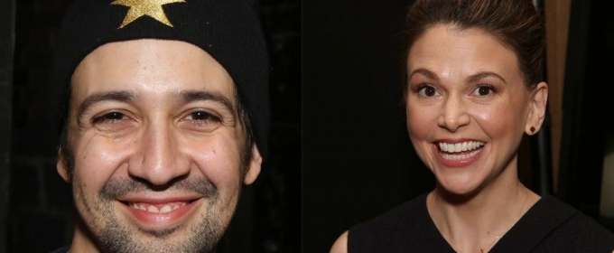 DVR Alert: Lin-Manuel Miranda, Sutton Foster & More to Visit TODAY on NBC
