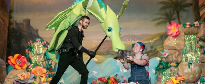 BWW Review: PUFF THE MAGIC DRAGON - An Enchanting Tale