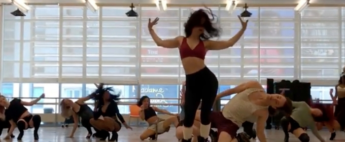 VIDEO: Strip Down in Rehearsal for Broadway Bares!