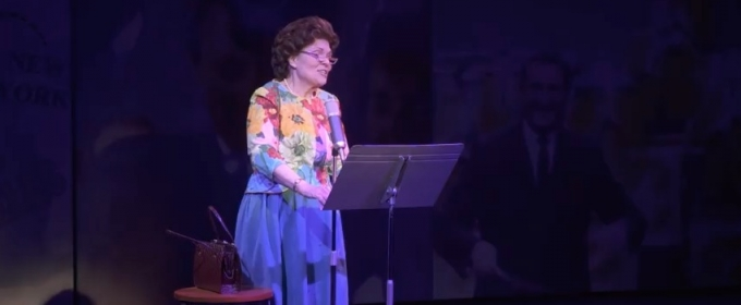 VIDEO: Watch Highlights of Signature Theatre's MRS. MILLER DOES HER THING