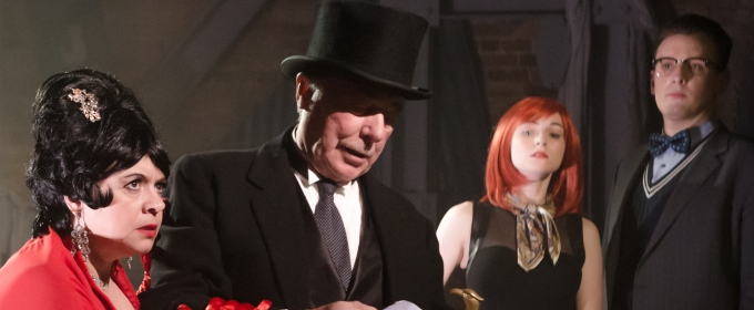 BWW Review: ANYONE CAN WHISTLE, Union Theatre