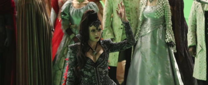 Musical Episode Heading to ABC's ONCE UPON A TIME This Spring?