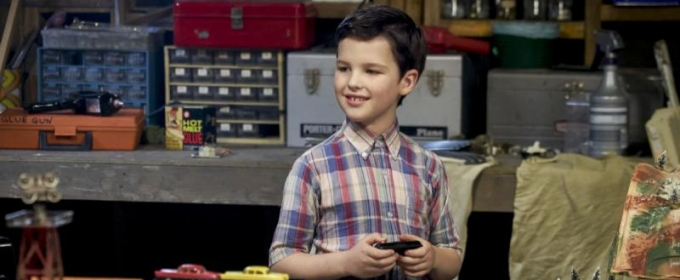 VIDEO: First Look . - Iain Armitage Stars in New CBS Comedy YOUNG SHELDON