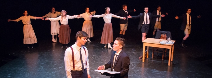 Photo Coverage: First Look at Machinery of Night Company's SPRING AWAKENING