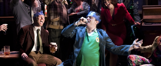 BWW Review: THE COMMITMENTS,  Bristol Hippodrome
