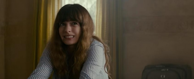 VIDEO: First Look - Anne Hathaway, Dan Stevens Star in Sci-Fi Thriller COLOSSAL