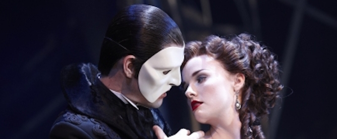 Andrew Lloyd Webber's LOVE NEVER DIES to Play Hollywood Pantages in 2018; Season Announced!