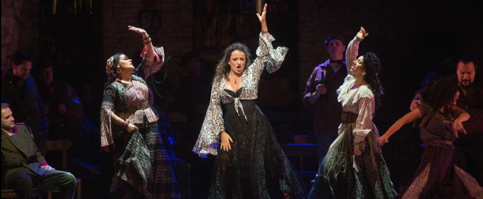 BWW Review: Two Nights in Seville, Part 2 - a New Gypsy in Town for Met's CARMEN