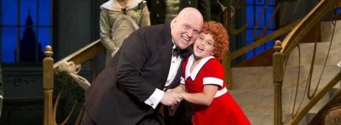 BWW Reviews: Adorable ANNIE Returns In (Another) New Tour