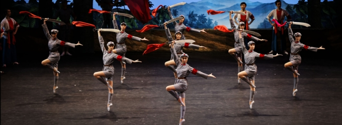 Hang Up Your Tutus - Here Comes the National Ballet of China's RED DETACHMENT OF WOMEN