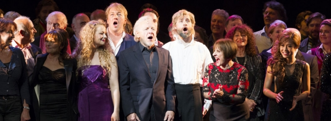 Photo Flash: The Celebration Continues! LES MISERABLES' 30th Birthday Event With Patti LuPone, Colm Wilkinson, Frances Ruffelle and More!