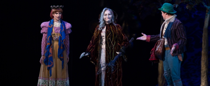 BWW Review: Houston's Theater Under the Stars Ventures INTO THE WOODS