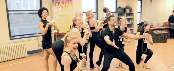 BWW TV: They've Got Rhythm! Catch a Sneak Peek of MCP's CRAZY FOR YOU!