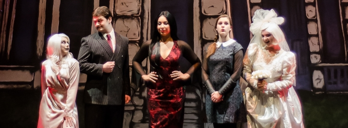 BWW Review: THE ADDAMS FAMILY