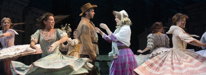 BWW Review: Ogunquit's SEVEN BRIDES Offers Sweetness and Smiles