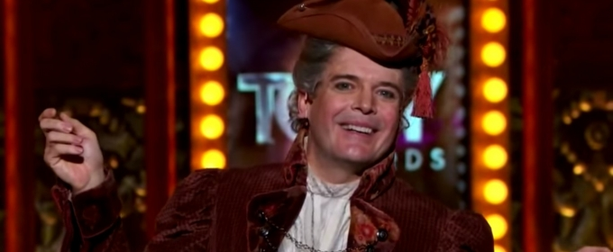 VIDEO: 30 Days of TONY, Day 24: The Many Faces of Jefferson Mays