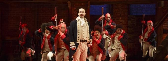 FLASH FRIDAY: USA, USAl! HAMILTON, 1776 & Many More Patriotic Musicals