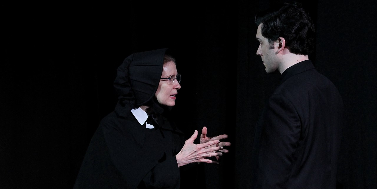 BWW Review: DOUBT: A PARABLE  at Quotidian Theatre Company