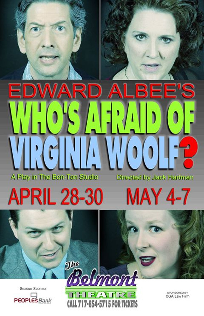 BWW Interview: Director, Jack Hartman of WHO'S AFRAID OF VIRGINIA WOOLF? at The Belmont Theatre