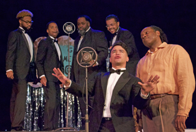 BWW Review: FIVE GUYS NAMED MOE at Black Repertory Theatre Of Kansas City