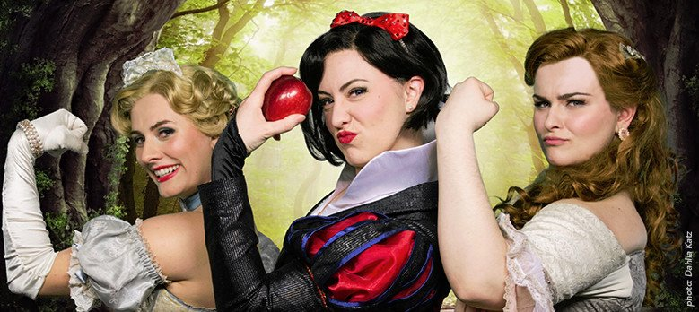 BWW Review: DISENCHANTED at Starlight Indoor Series