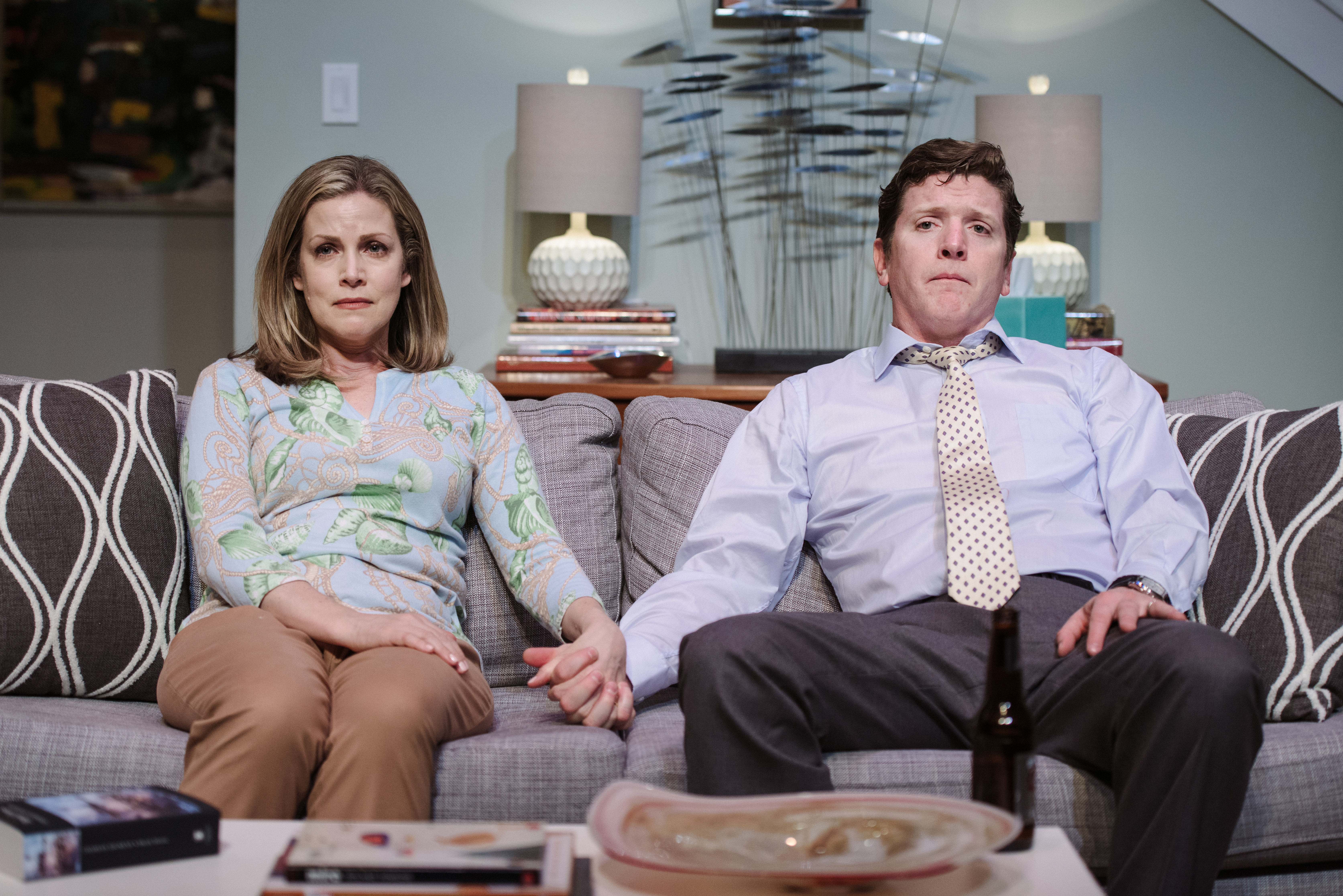 BWW Review: Cadence Theatre's RABBIT HOLE Examines Life After Tragedy