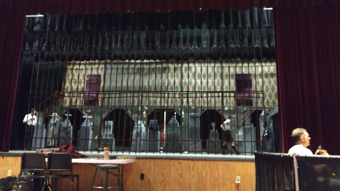 BWW Interview: Zack LaChance And Braden Foley of THE ADDAMS FAMILY at Thornton Academy Auditorium