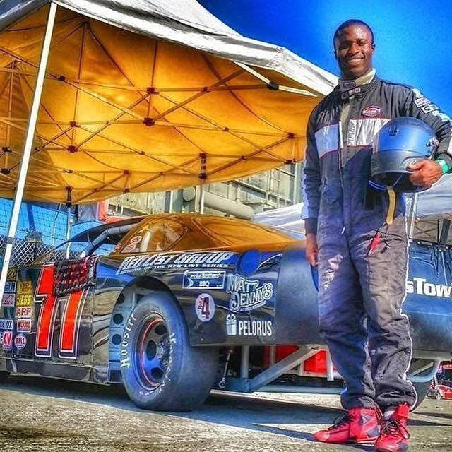 Navy Veteran Jesse Iwuji To Represent The Phoenix Patriot Foundation As NASCAR Racing Ambassador