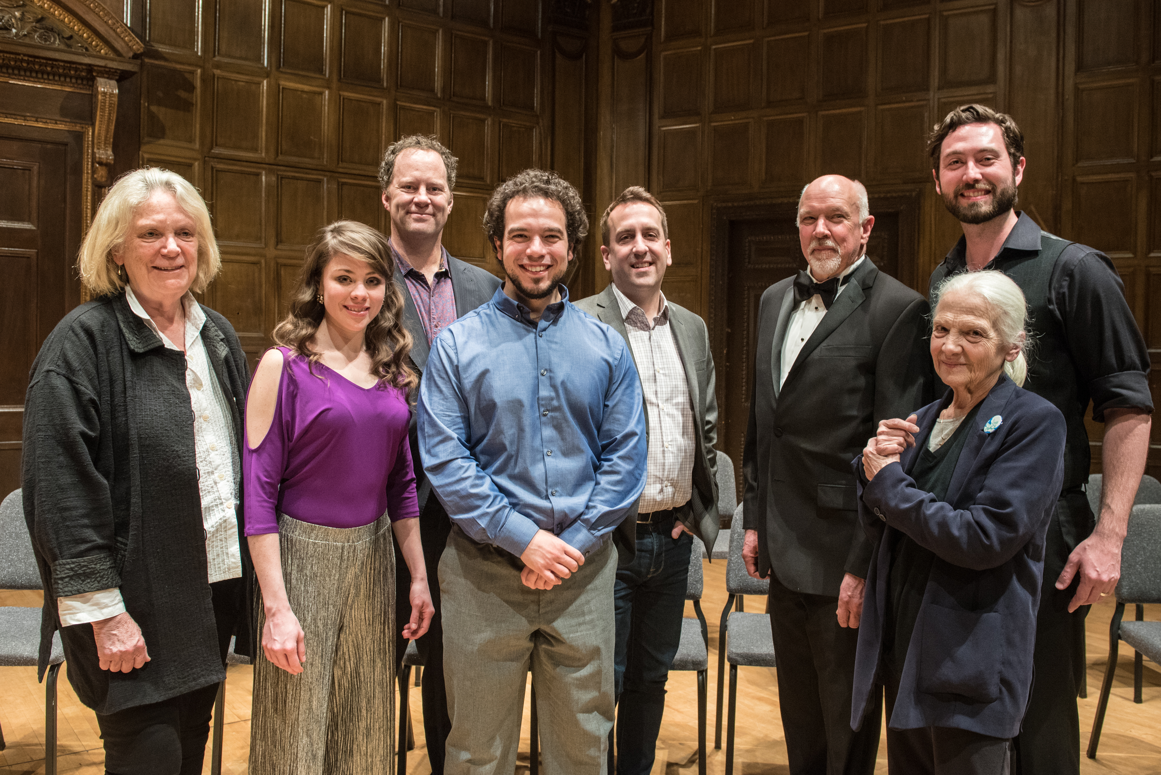 Kurt Weill Foundation's 20th Annual Lotte Lenya Competition Announces Winners