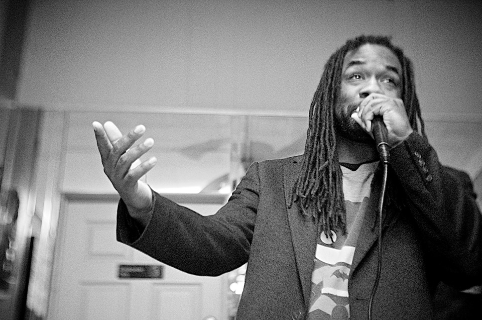 BWW Interview: WORDISM POET AND HOST JUMANNE PITTS