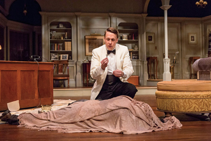BWW Review: DIAL 'M' FOR MURDER is a Slow Burning Thriller at the IRT