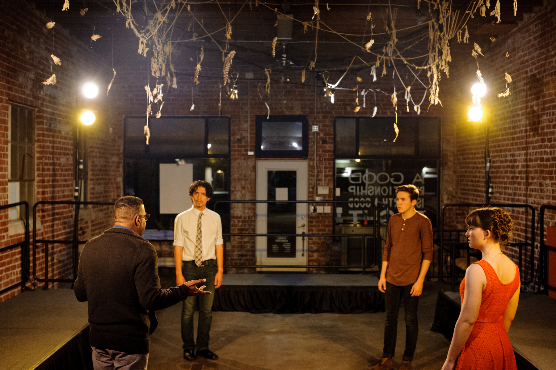 BWW Review: Intrepid Theatre Lab Debuts in Sacramento with COCK