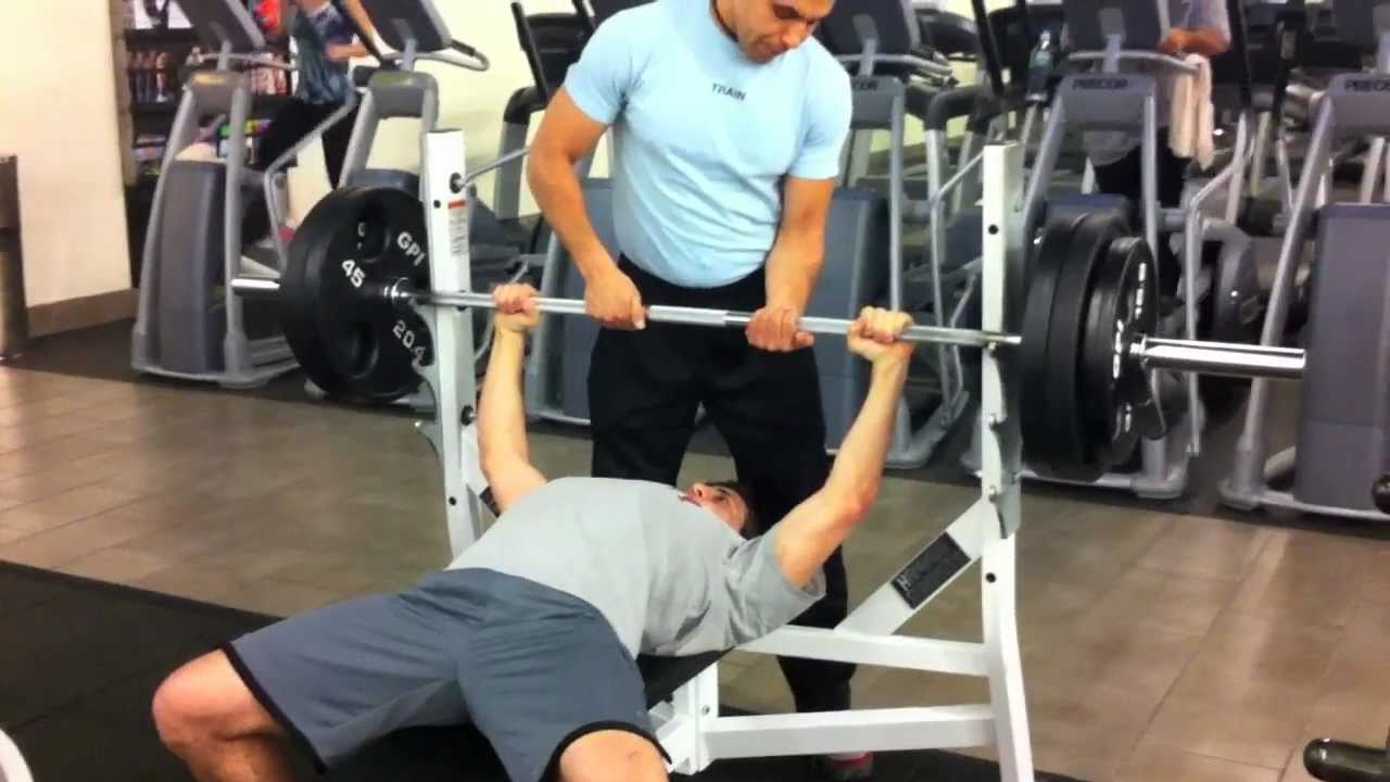Fresh Faced Fitness Best Exercises For New Lifters Bench