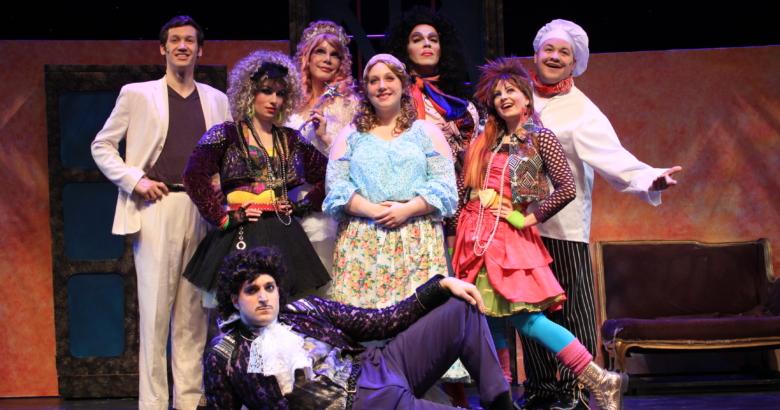 BWW Review: CINDERELLA at Downtown Cabaret Children's Theatre