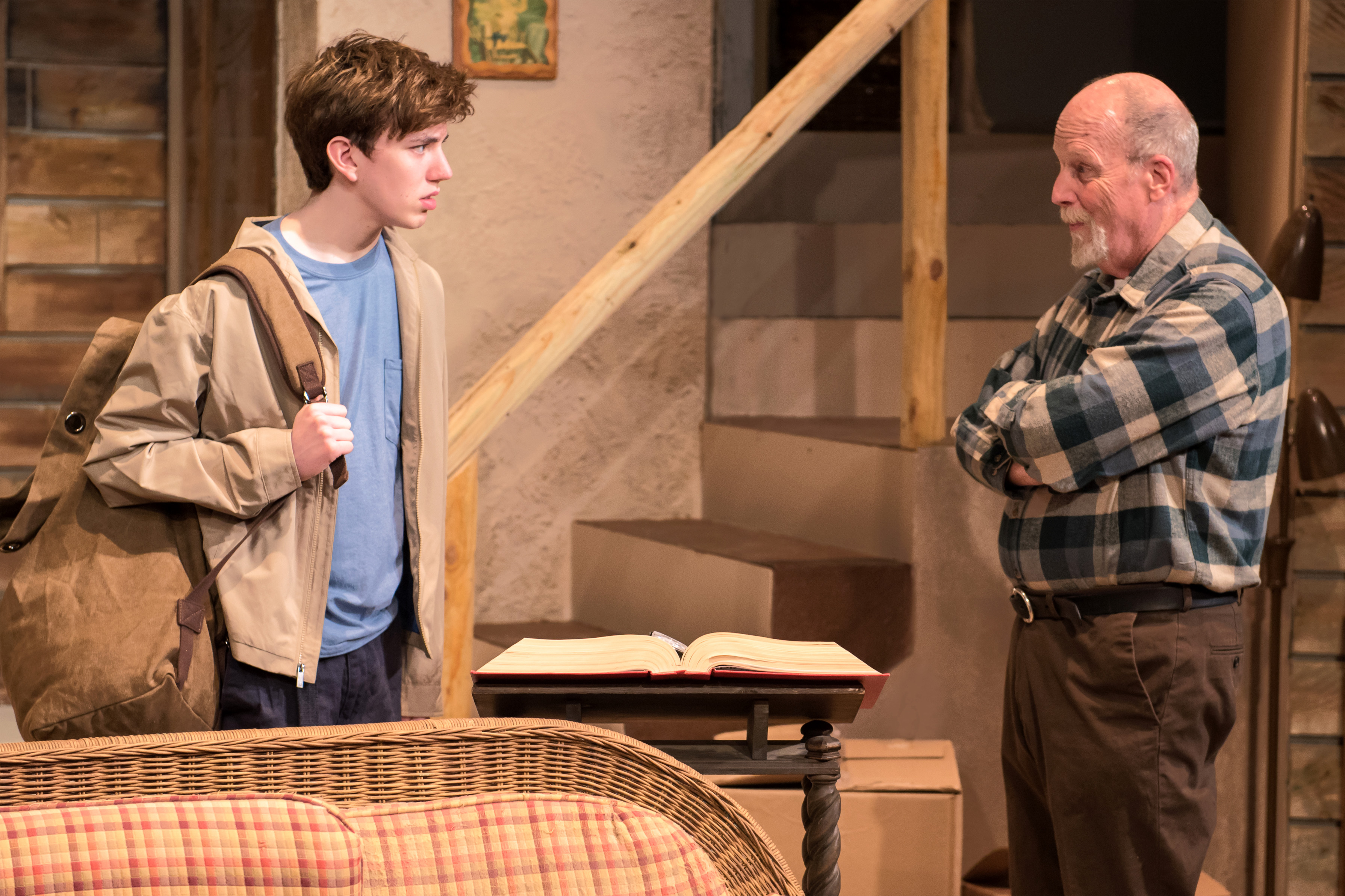 BWW Review: Controversial, Thought-Provoking A GREAT WILDERNESS at Beck Center for the Arts