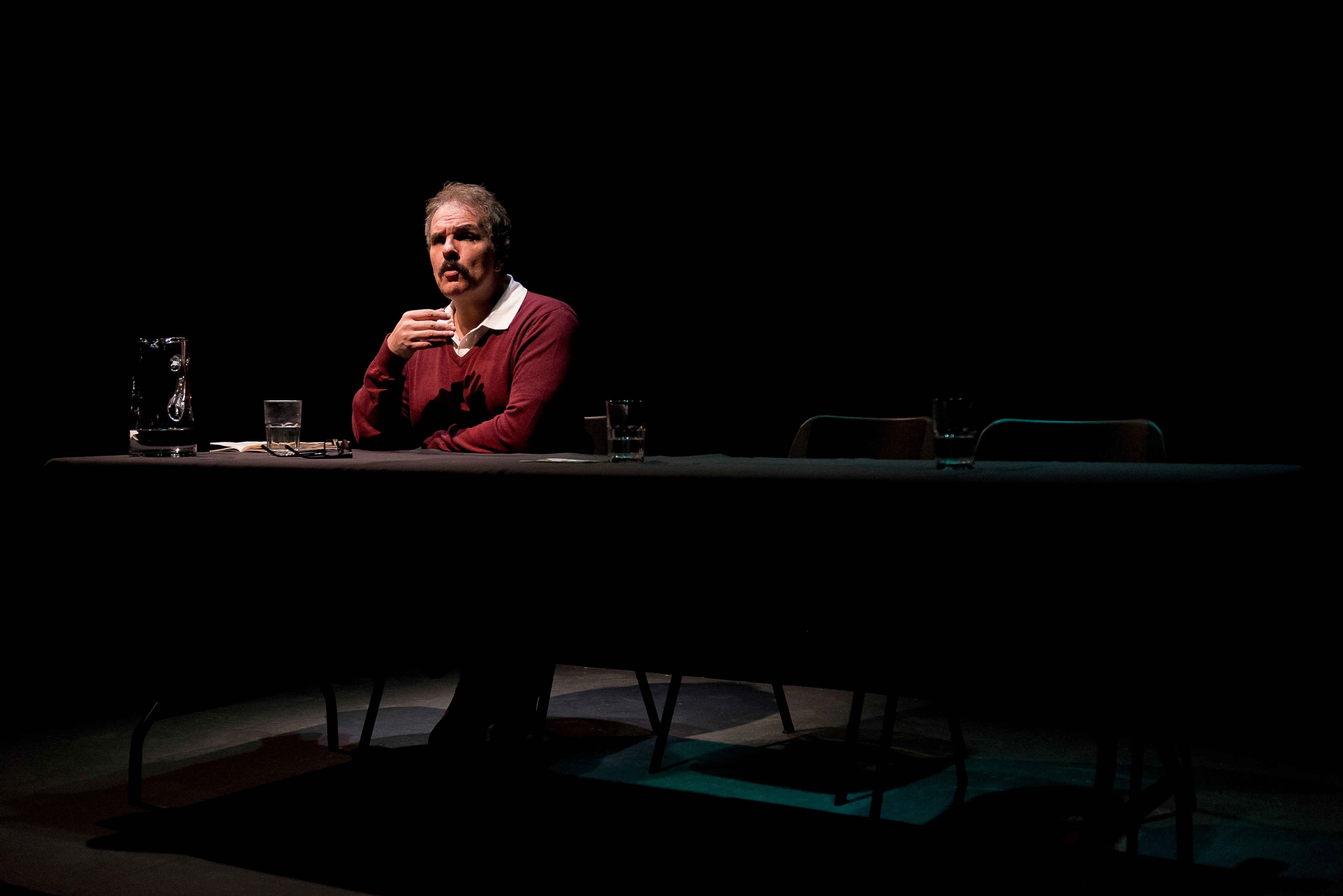 BWW Review: THE DESIGNATED MOURNER provokes at Catastrophic Theatre