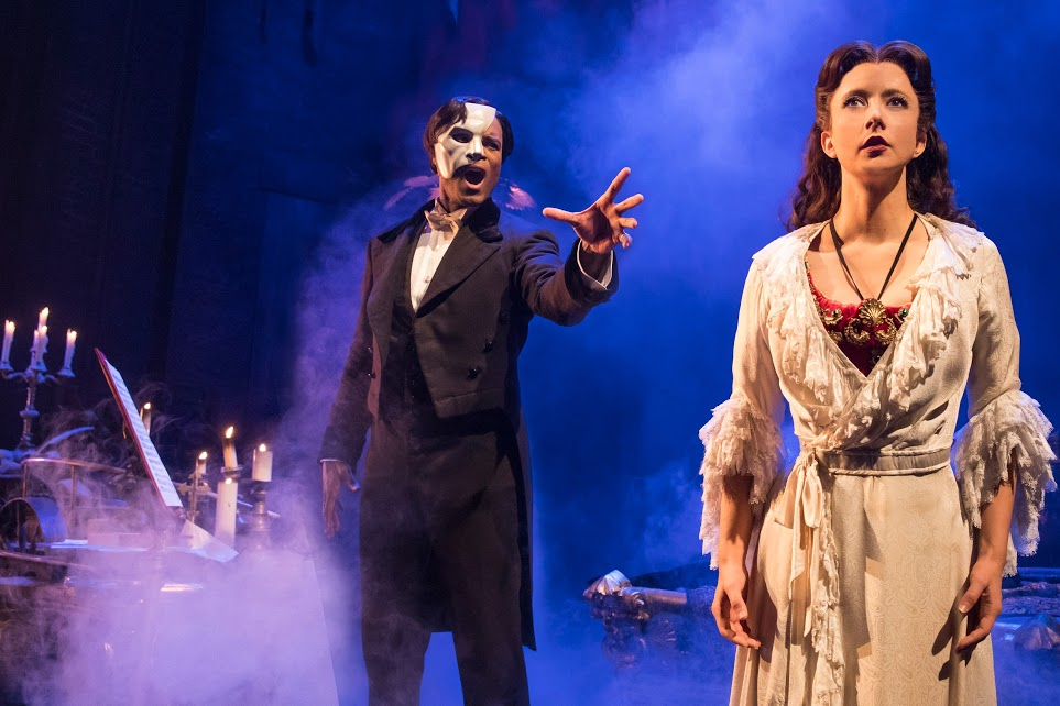 BWW Review: THE PHANTOM OF THE OPERA's New Production Breathes the Music of the Night Back to Life