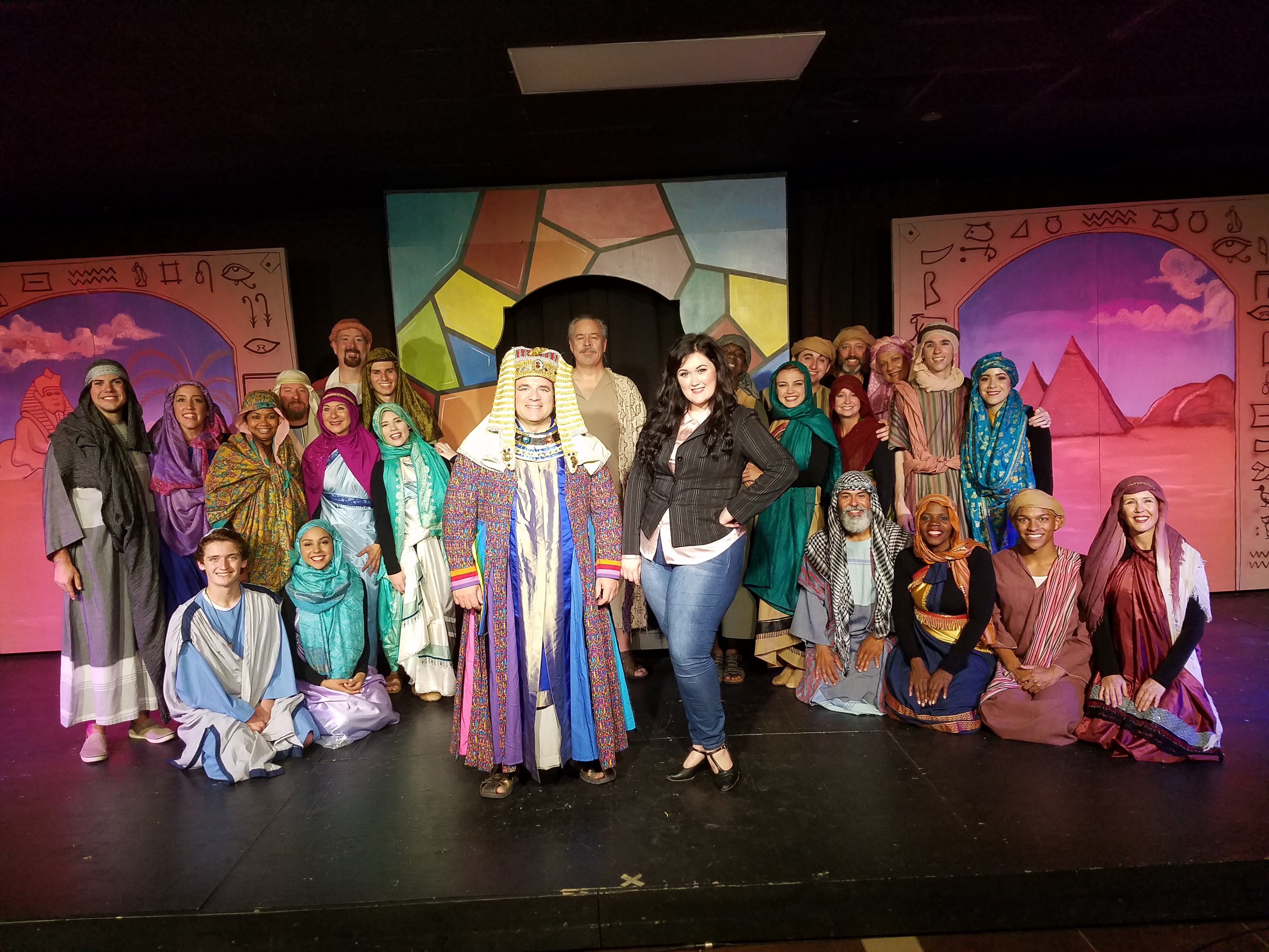 BWW Review: Heavenly Performance of JOSEPH AND THE TECHNICOLOR DREAMCOAT  at Dreamhouse Theatre