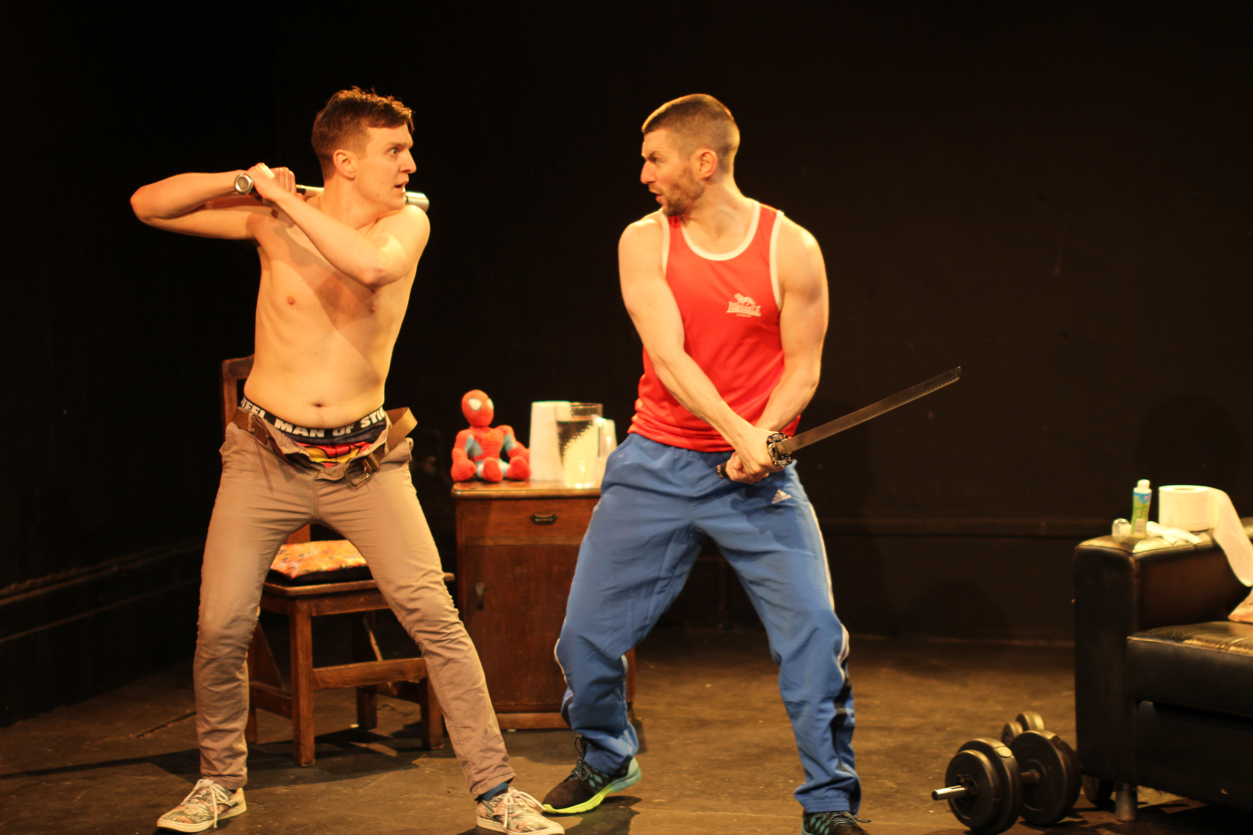 BWW Review: LIVING A LITTLE, King's Head Theatre