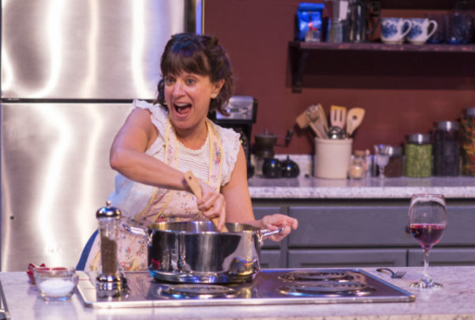 BWW Review: I LOVED, I LOST, I MADE SPAGHETTI at Penobscot Theatre Company