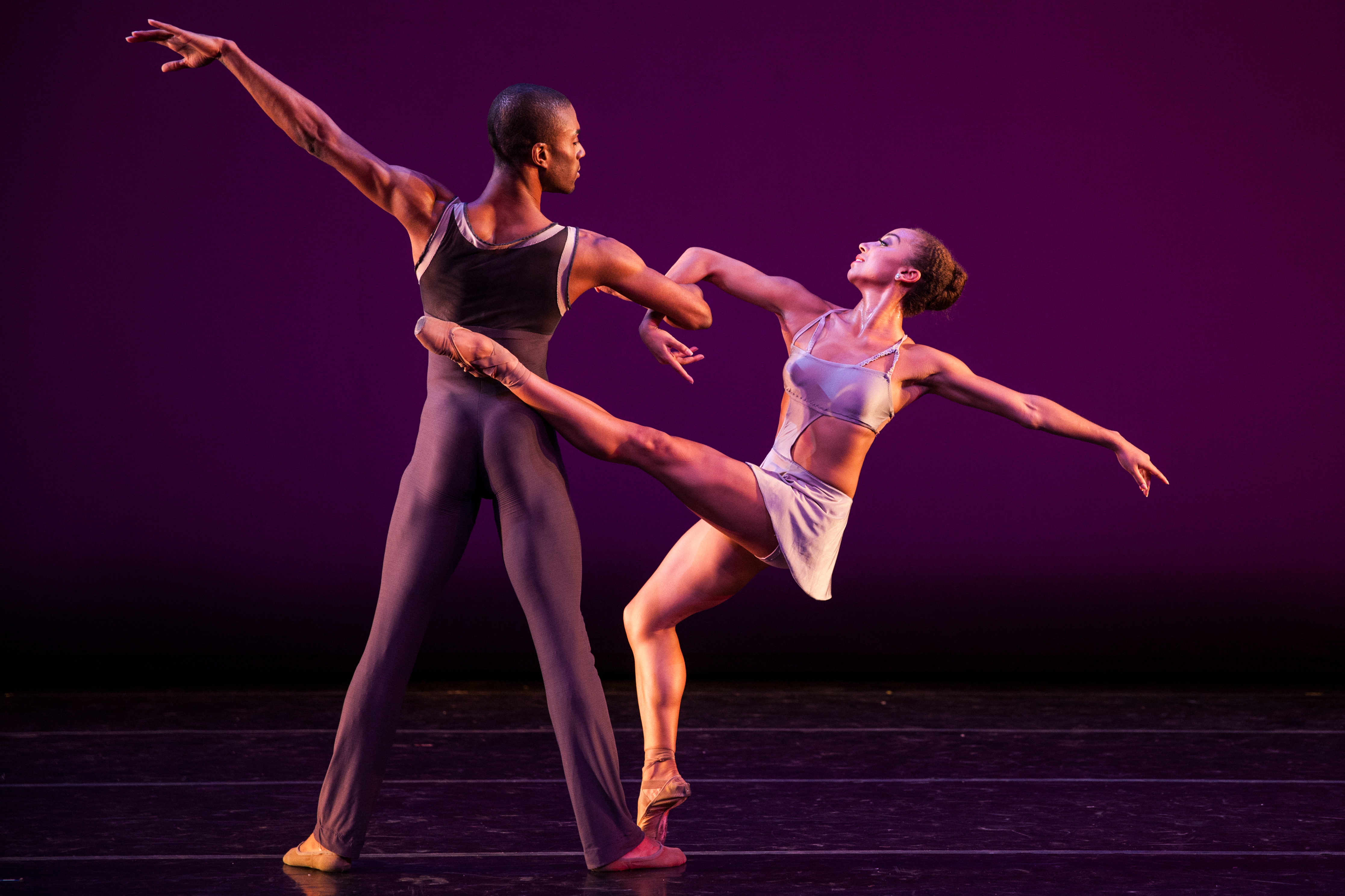 BWW Review: DANCE THEATRE OF HARLEM, CLEVELAND BALLET, GROUNDWORKS at Ohio Theatre