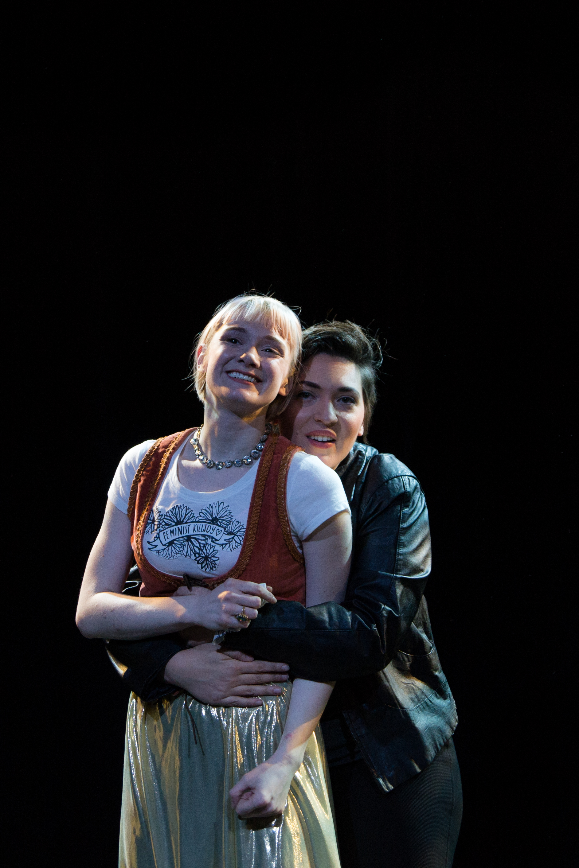 BWW Review: [GAY] CYMBELINE at Theatre Prometheus