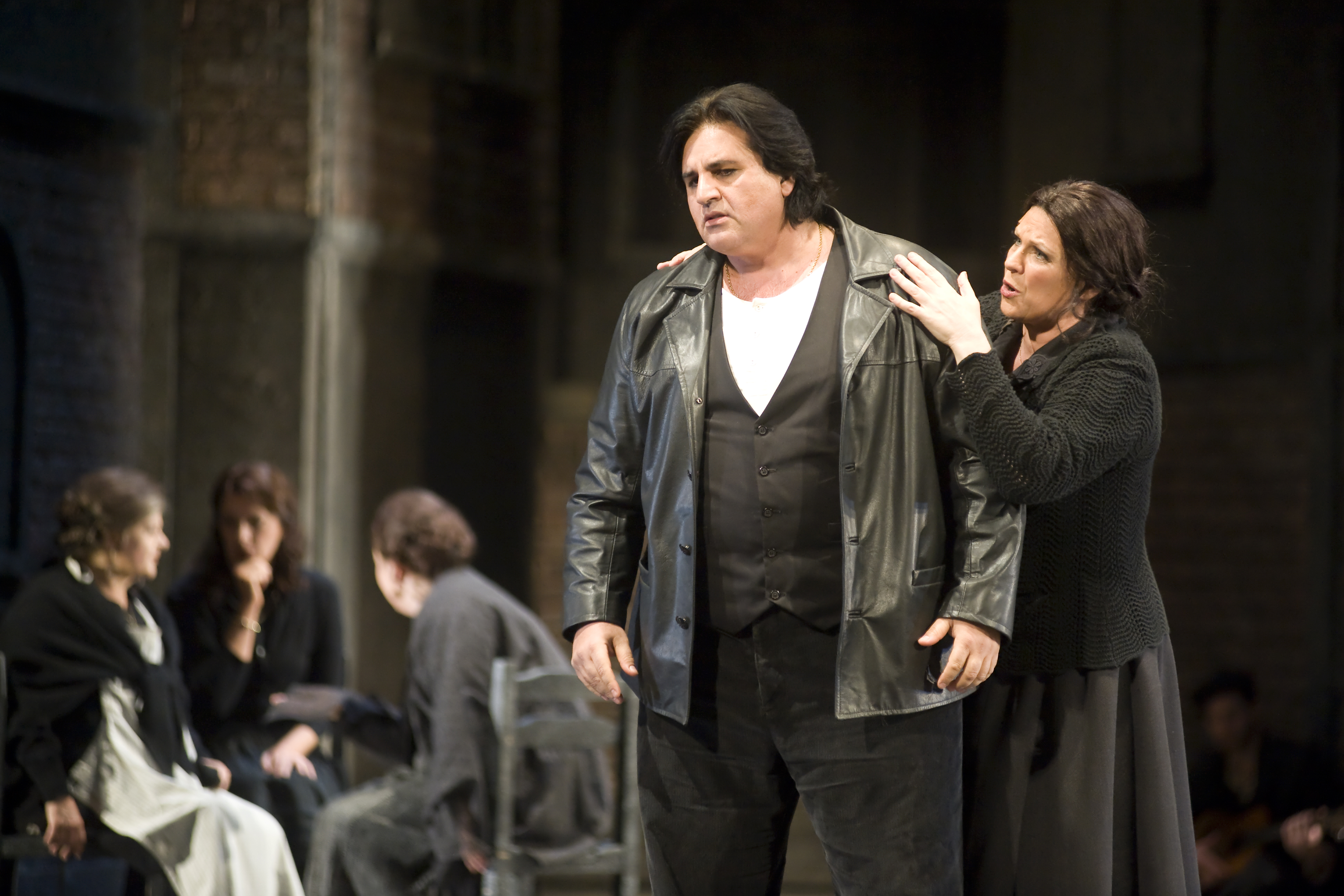 BWW Review: CAVALLERIA RUSTICANA AND I PAGLIACCI at Adelaide Festival Theatre