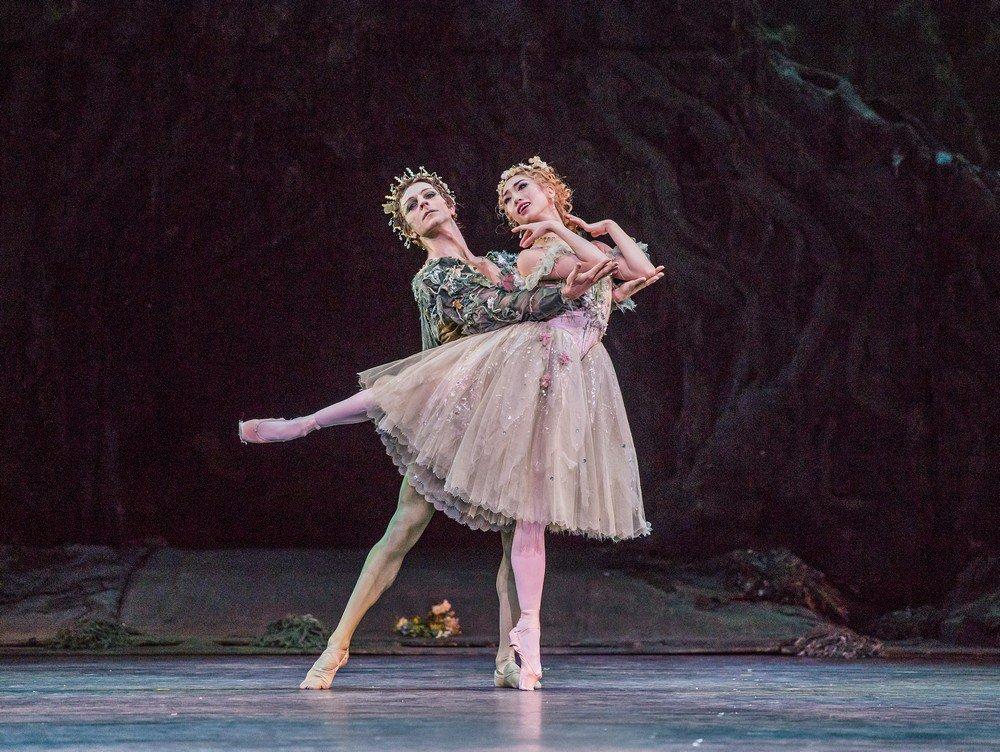 BWW Review: FREDERICK ASHTON TRIPLE BILL, Royal Opera House