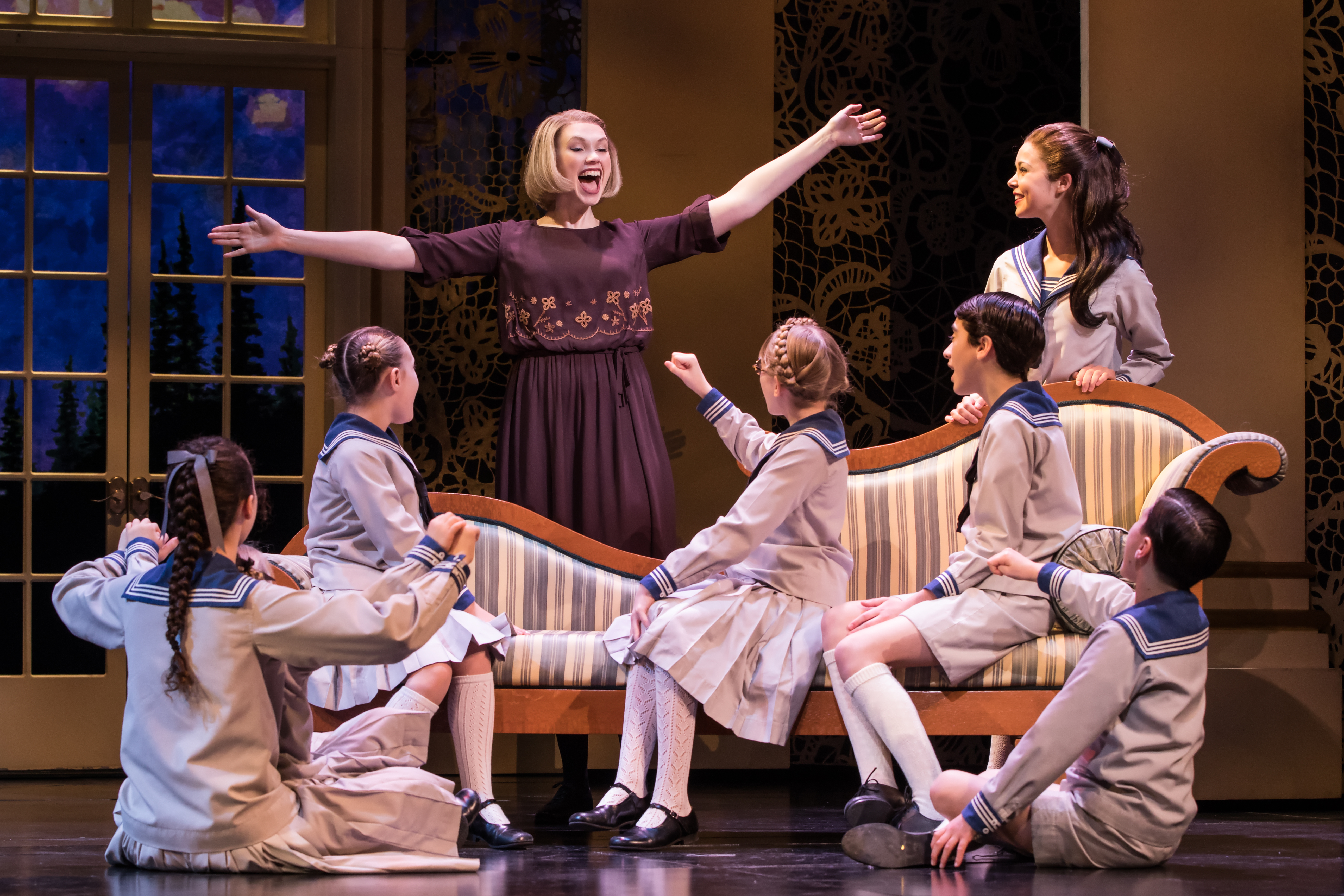 BWW Review: THE SOUND OF MUSIC Delights at Tennessee Performing Arts Center